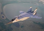 رهگیری هواپیمای شناسایی آمریکایی در سواحل شرقی روسیه