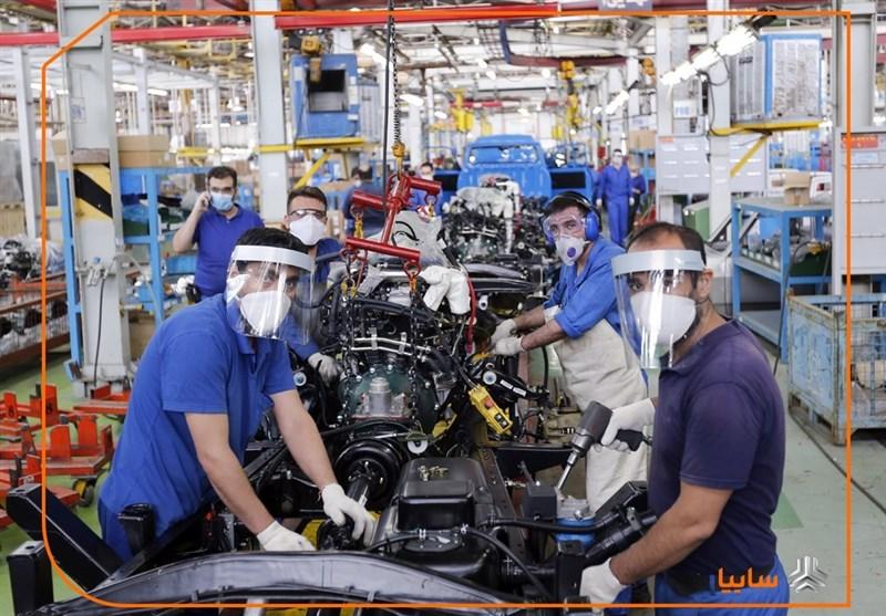 تولید خودروهای تجاری سبک در زامیاد از 30 هزار دستگاه عبور کرد