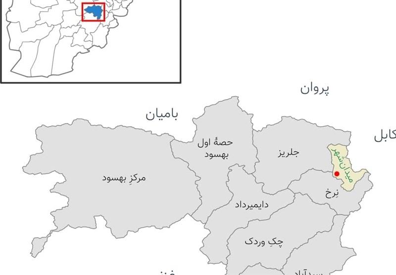 طالبان یک شهرستان کلیدی نزدیک پایتخت افغانستان را تصرف کرد