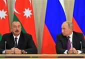گفتگوی تلفنی پوتین و علیاُف درباره اوضاع قرهباغ