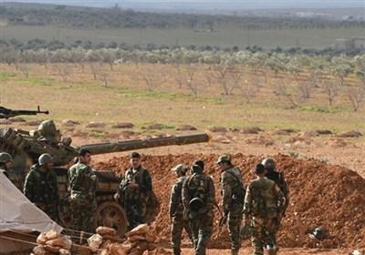 سوریه  تنگ شدن عرصه بر تروریستهای داعشی در صحرا