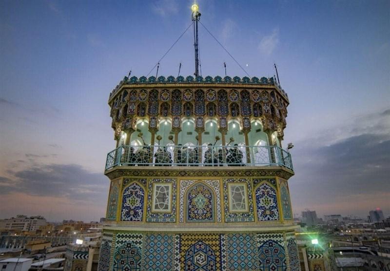 مراسم جشن شب میلاد امام محمد تقی(ع) در حرم رضوی برگزار میشود