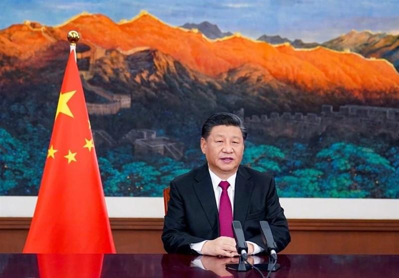 سخنرانی رئیس جمهوری چین در افتتاحیه شانگهای و تصمیم گیری درباره عضویت کامل ایران