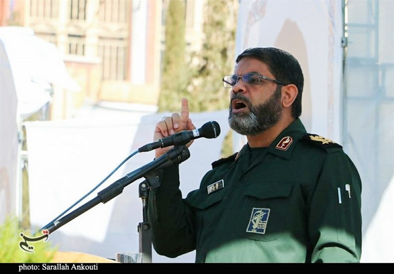 فرمانده سپاه استان کرمان: دشمن با عملیات روانی بهدنبال تصرف اراده و شجاعت ملت ایران است