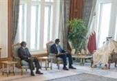 قطر|رایزنی ژنرال حمیدتی با شیخ تمیم درباره سودان و اتیوپی