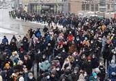 اعتراضات روز یکشنبه مخالفان در شهرهای بزرگ روسیه