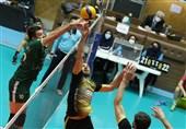 لیگ برتر والیبال| سپاهان به نیمه نهایی صعود کرد