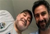 افشای مکالمات عجیب پزشک شخصی مارادونا پس از مرگ او؛ «جان مردک خپل دارد درمیآید!»