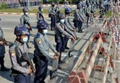 Two Reported Dead, Many Hurt As Myanmar Police Fire at Protesters
