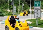 تهران  در پارک های آموزش ترافیک به کودکان چه می گذرد؟