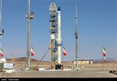 Iran Launches Satellite Carrier with Powerful Solid-Fuel Engine