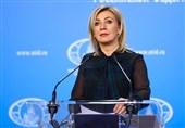 زاخارووا: آمریکا از اوکراین بعنوان سلاحی علیه روسیه استفاده میکند