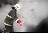 """علت انفجار در شرکت """"تاژ"""" قزوین مشخص شد"""