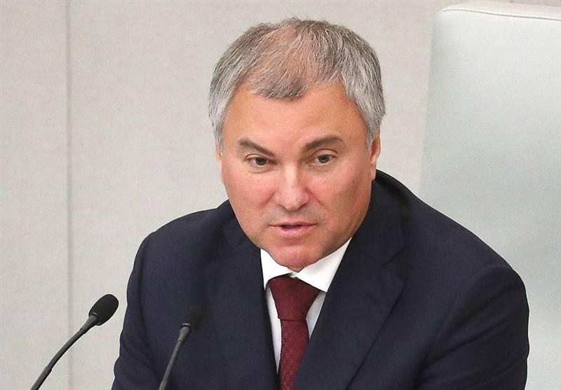 رئیس دوما: روسیه در حال کاهش وابستگی خود به دلار آمریکاست