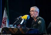 سرلشگر باقری: تلاش زیادی میکنند برای اینکه مذاکراتی طولانی و بیفایده با ایران رقم بزنند