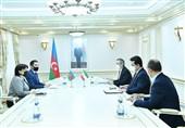 دیدار سفیر ایران در باکو با رئیس پارلمان جمهوری آذربایجان