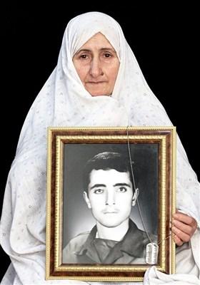 سیاره گنجی مادر شهید محمد اکبری