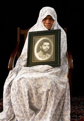 افسرالملوک پوینده-مادر شهید علی ابدی
