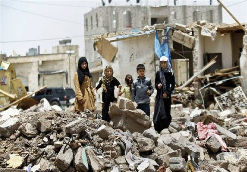 کمک به یمن با چاشنی بمب