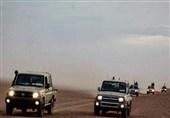 تقویت استقرار نیروهای حشد شعبی در شرق فلوجه