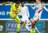 جام حذفی بلژیک| خنت در حضور محمدی صعود کرد