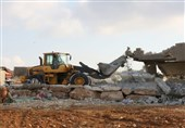Palestinian Village Demolished by Israeli Forces Again