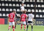 لیگ برتر پرتغال| تساوی تیم مغانلو در خانه حریف قعرنشین