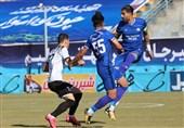 لیگ برتر فوتبال| برتری یکنیمهای گلگهر مقابل صنعت نفت