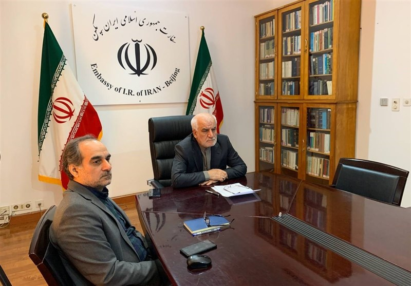 Iranian Envoy: Good News on The Way about China Ties