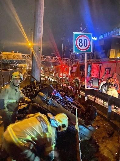 سازمان آتشنشانی تهران , آتشنشانی , پلیس راهور | پلیس راهنمایی و رانندگی , حوادث , اورژانس ,