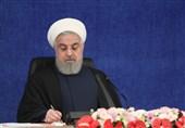 روحانی: روحیه نظامیان و ساز و برگ آنان، هیچ زمانی از امروز بهتر نبوده است