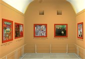 نمایشگاه نقاشی «یادمان پیروزی» در پایتخت یونان افتتاح شد