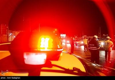 کنترل مبادی ورودی شهرستان شیراز