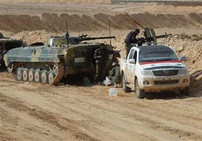 سوریه  عملیات ارتش علیه تروریستهای داعشی و هلاکت دهها نفر