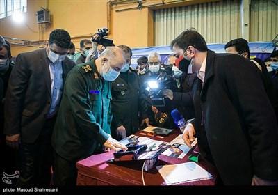 افتتاح نمایشگاه جهادگران علم و فناوری بسیج