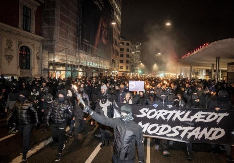Eight Arrested at Anti-Lockdown Protest in Denmark
