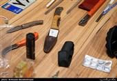 کشف ادوات سرقت از سارقان منزل