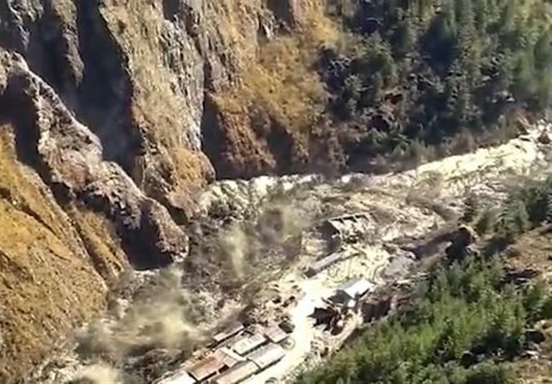 Scores Feared Dead After Himalayan Glacier Burst Sparks Massive Flood in India (+Video)