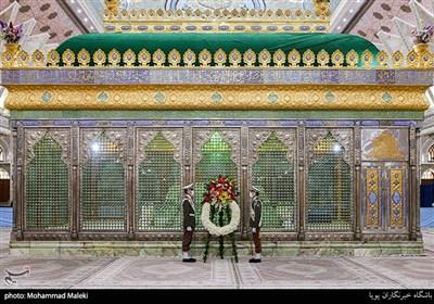 تجدید میثاق شهردار و رئیس شورای شهر تهران با آرمان های امام راحل (ره)