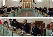 خاجی وغریفیث یبحثان الازمة الیمنیة فی طهران