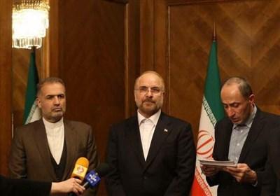 قالیباف: در پیام رهبر انقلاب بر راهبردی بودن روابط ایران و روسیه تاکید شده است