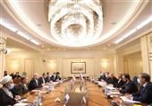 قالیباف ورئیسة مجلس الاتحاد الروسی یبحثان تعزیز العلاقات الاقتصادیة بین موسکو وطهران