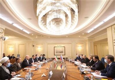 گفتگوی قالیباف و ماتونیکور درباره توسعه روابط اقتصادی مسکو و تهران/ قالیباف: ارتباط عمیق و راهبردی دو کشور نیازمند تعمیق همکاریهای اقتصادی است