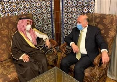 دیدار وزیرخارجه عراق و همتای سعودی در قاهره