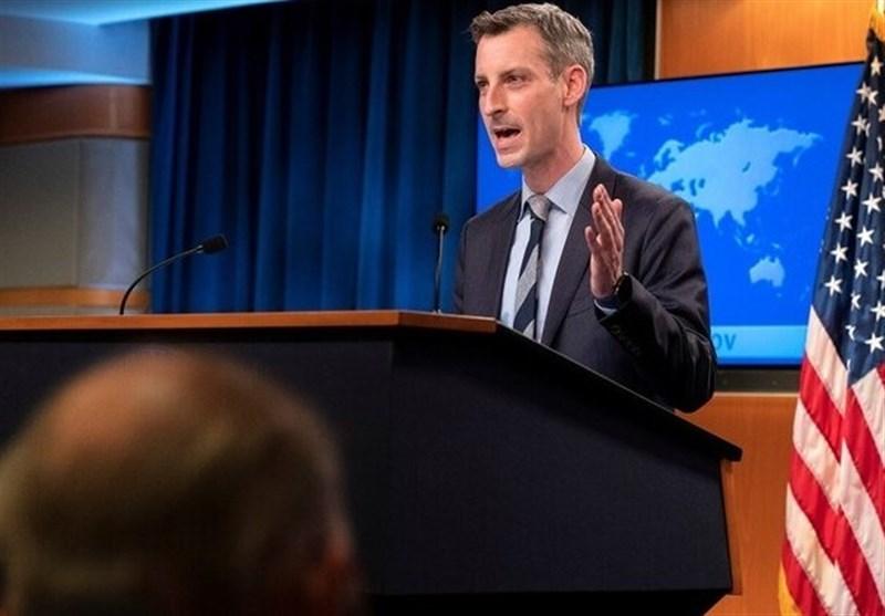 واشنگتن: تحریم ابزار مهمی برای مقابله با ایران است/ به اعمال فشار بر ایران ادامه میدهیم
