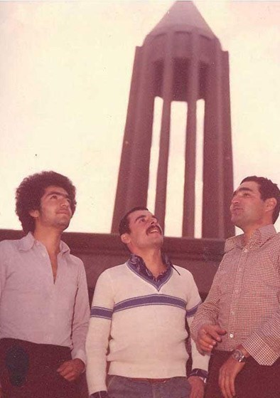 شهید تهرانی مقدم , شهید , دهه فجر انقلاب اسلامی ,