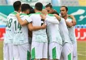 لیگ برتر فوتبال| برتری آلومینیوم مقابل مس در 45 دقیقه نخست