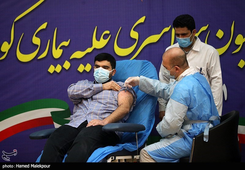 Iran Begins Vaccination with Russia's Sputnik V, Son of Minister Gets First Jab