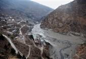 26 کشته و 200 مفقودی بر اثر سقوط یخچال طبیعی در هند + تصاویر