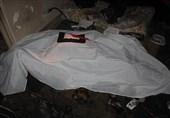 تهران| کشف جسد مرد میانسال در آتشسوزی ساختمان 4 طبقه + تصاویر